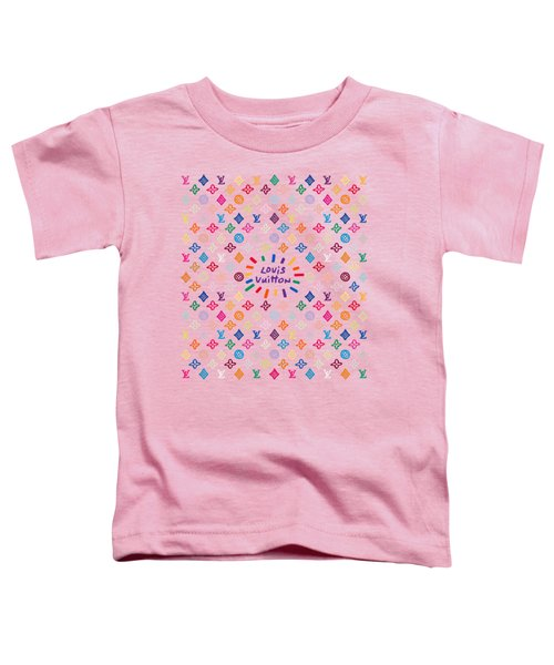 Louis Vuitton Monogram-5 Toddler T-Shirt