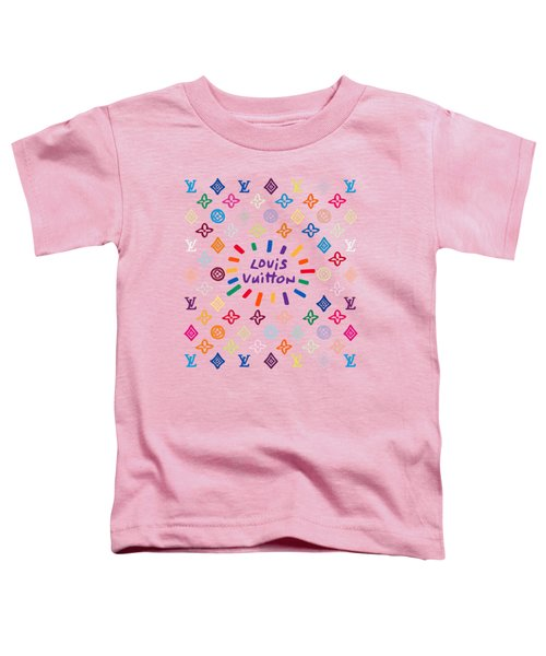 Louis Vuitton Monogram-9 Toddler T-Shirt