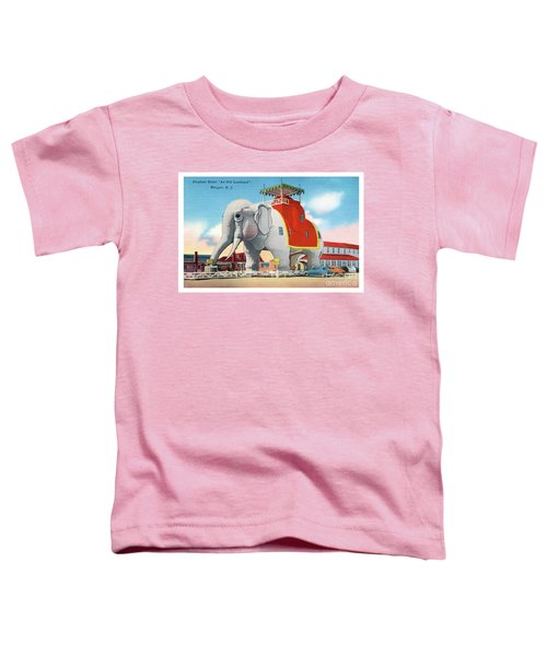 Lucy The Elephant Toddler T-Shirt
