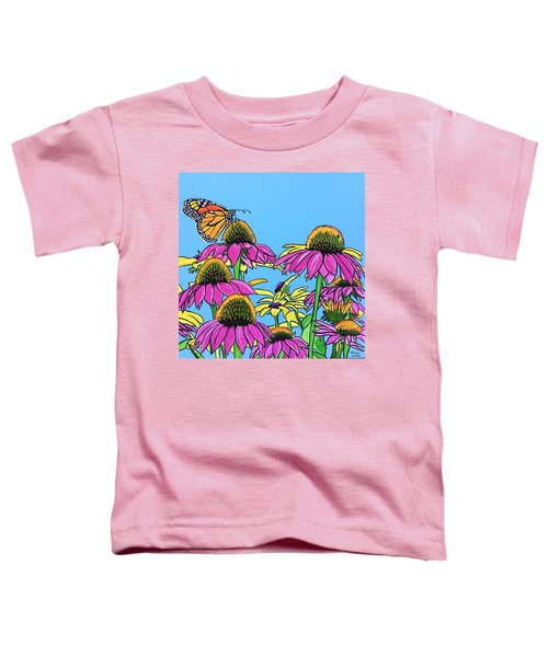 Magnificant Monarch Toddler T-Shirt