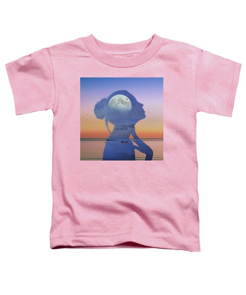 Melting Night Toddler T-Shirt