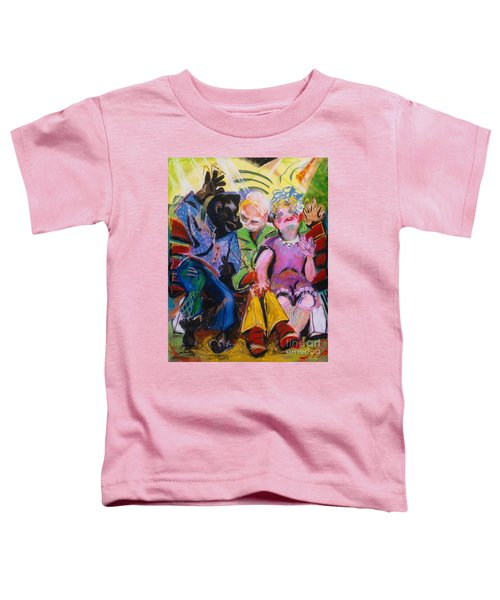 Miami Bench Toddler T-Shirt