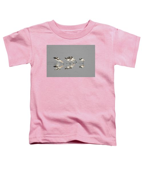 Mirror Image Toddler T-Shirt