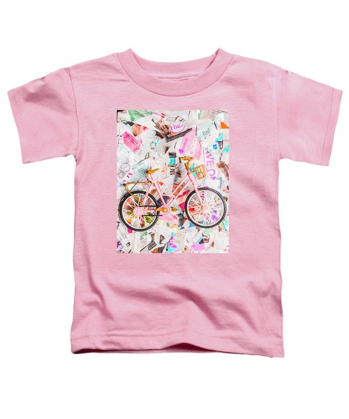 Mode Of Transport Toddler T-Shirt