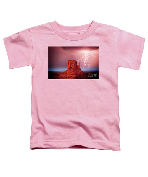 Monsoon Storm Toddler T-Shirt
