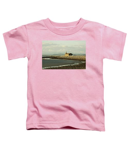 Morecambe. The Stone Jetty. Toddler T-Shirt