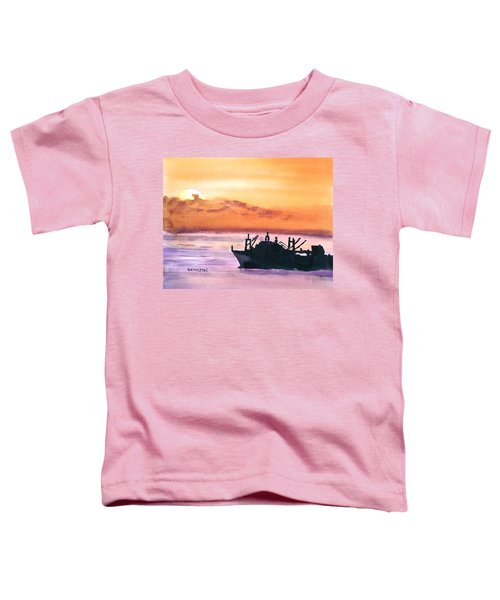 Near Panama Canal Toddler T-Shirt