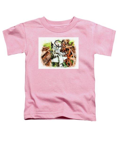 Old 1921 Fordson  Toddler T-Shirt