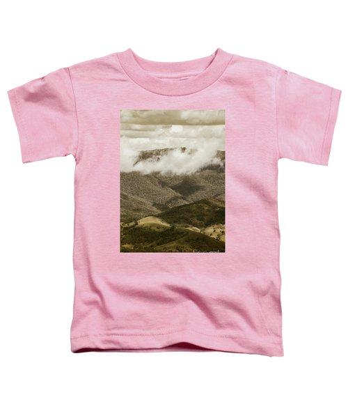 Oncoming Rains Toddler T-Shirt