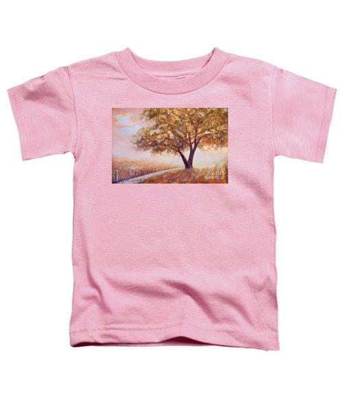 Paso Robles Oak Tree Toddler T-Shirt