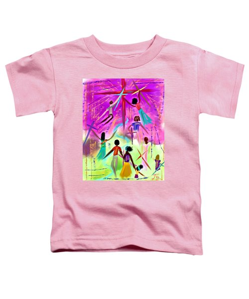 People Of The Cross Toddler T-Shirt