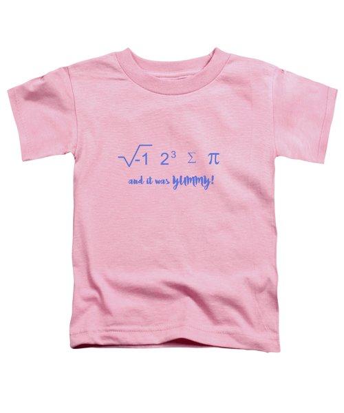 Pi Toddler T-Shirt