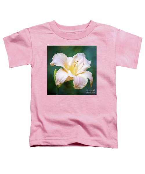 Portrait Of The Queen Of The Garden Toddler T-Shirt