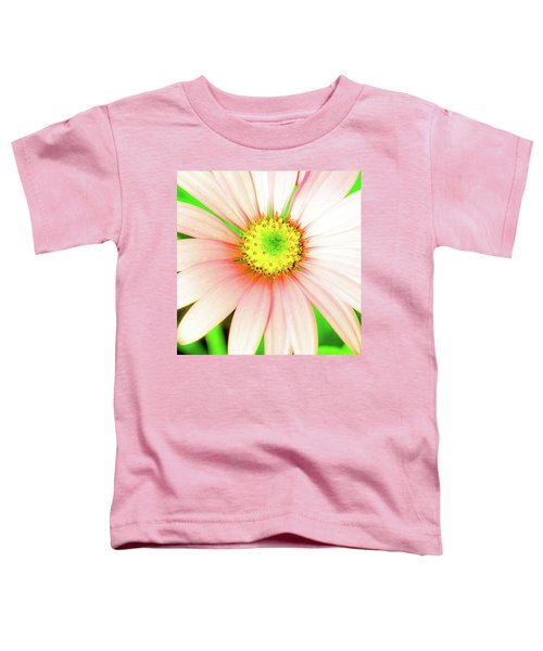 Pop Art Osteospermum 1 Toddler T-Shirt