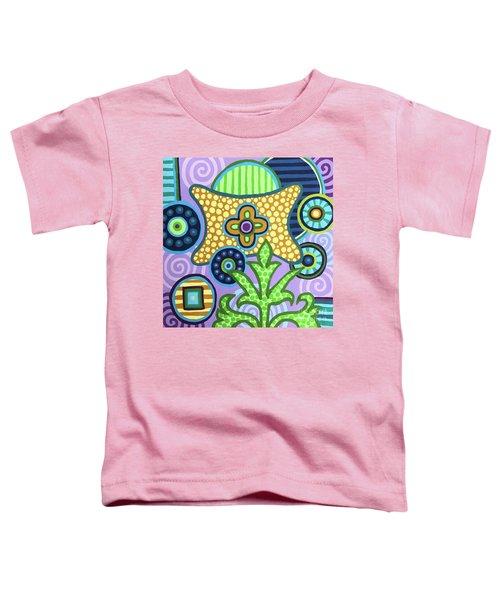 Pop Botanical 2 Toddler T-Shirt