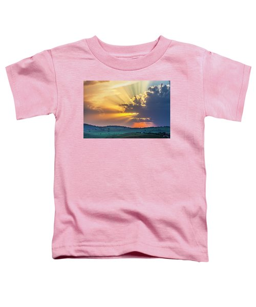 Powerful Sunbeams Toddler T-Shirt