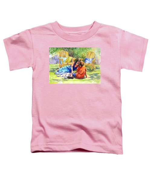 Quality Time Toddler T-Shirt