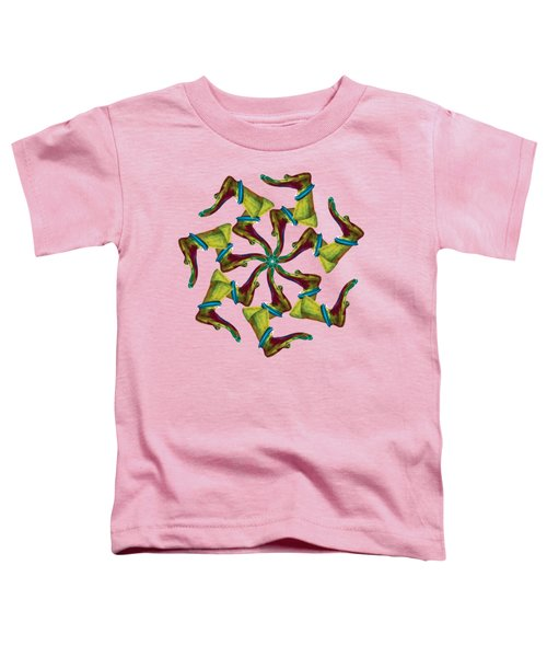 Recive Blessing With Spritual Hands Toddler T-Shirt