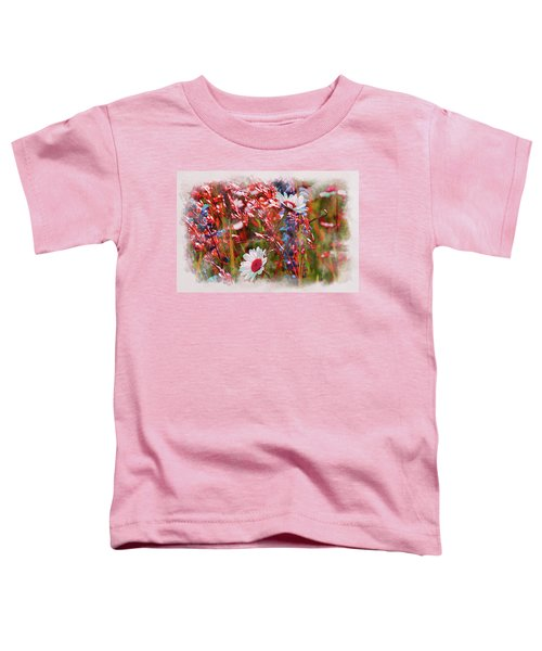 Red Motives Toddler T-Shirt