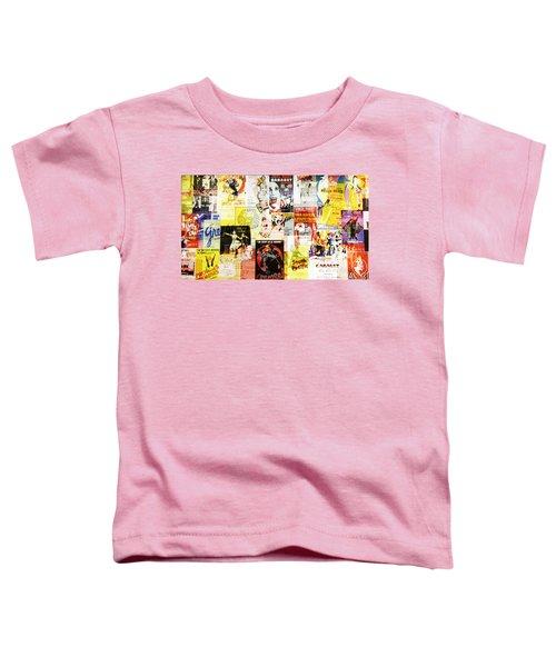 Remembering Broadway Toddler T-Shirt