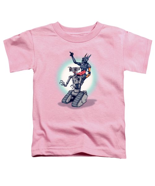 Robot Pals Toddler T-Shirt
