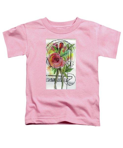 Rose Is Rose Toddler T-Shirt