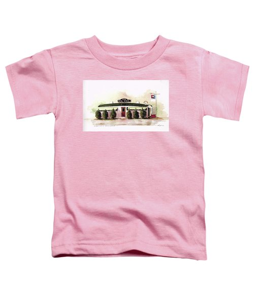 Royal Diner Toddler T-Shirt