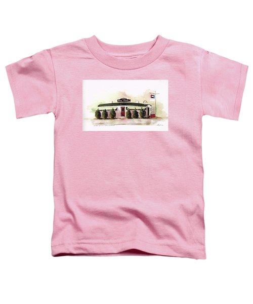 Royal Diner Toddler T-Shirt