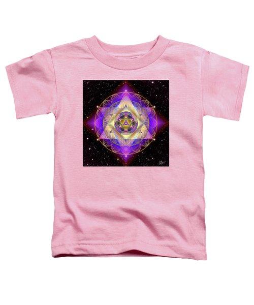 Sacred Geometry 741 Toddler T-Shirt