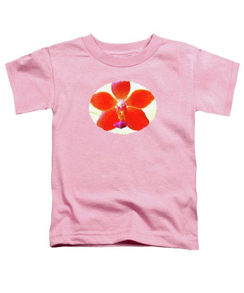 Screenplay Of An Orchid  Toddler T-Shirt