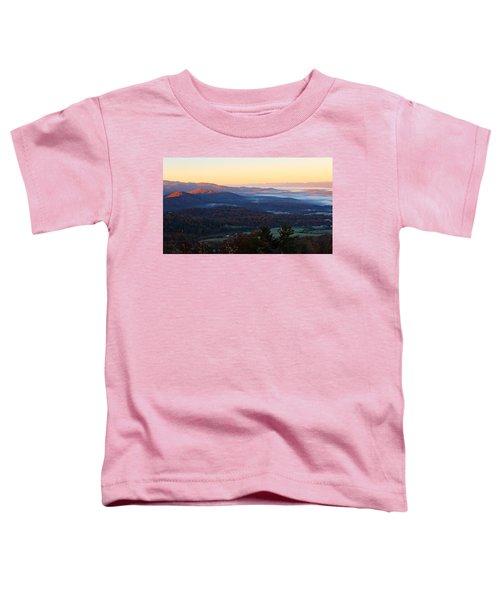 Shenandoah Mountains Toddler T-Shirt