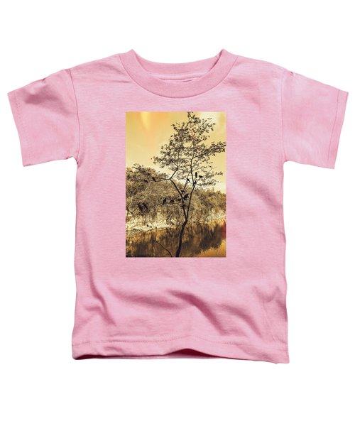Silhoutte Toddler T-Shirt
