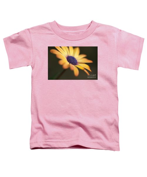 Simply Beautiful In Yellow To Orange  Toddler T-Shirt