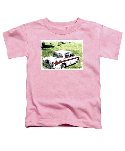 Singer Gazelle Toddler T-Shirt