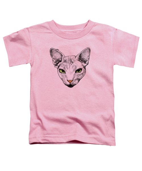 Sphynx Toddler T-Shirt