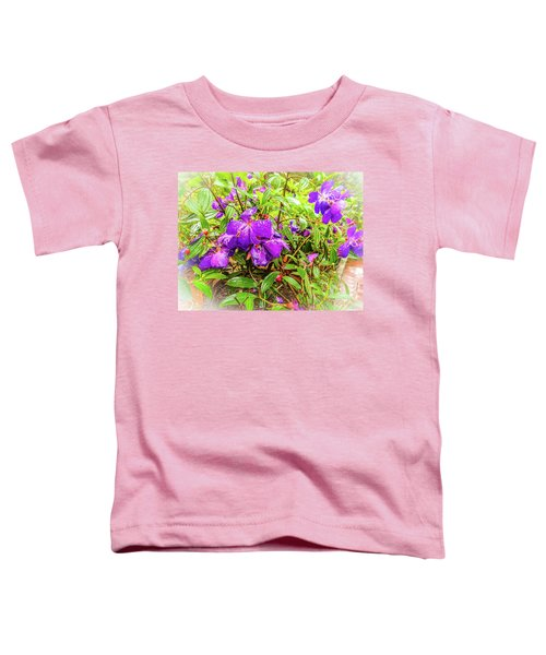Spring Blossoms2 Toddler T-Shirt