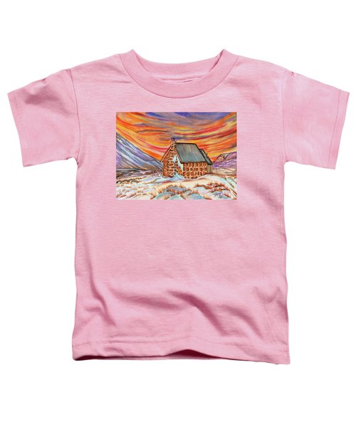 Stone Refuge Toddler T-Shirt