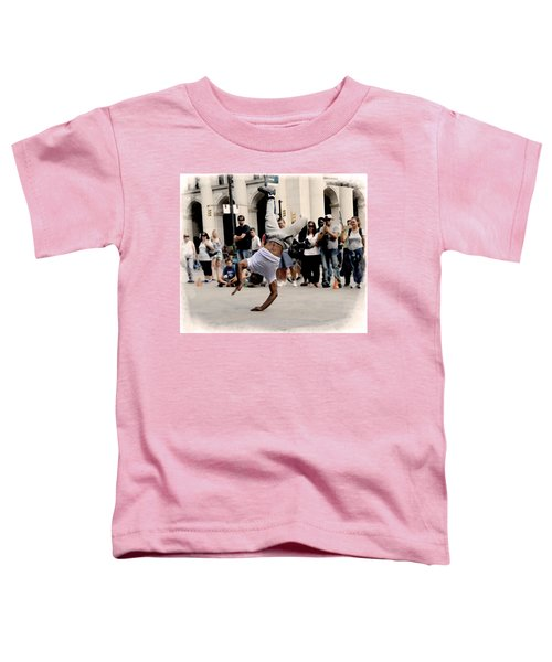Street Dance. New York City. Toddler T-Shirt