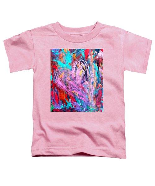 Strength Of My Heart Toddler T-Shirt