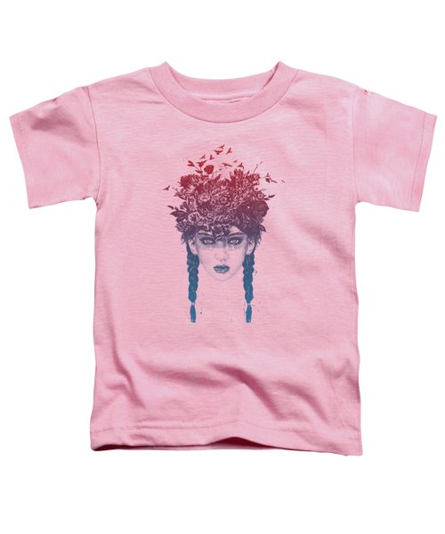 Summer Queen Toddler T-Shirt