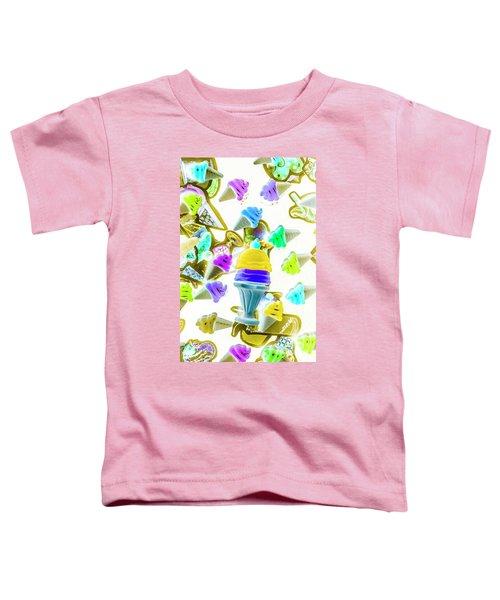 Sundae. Everyday. Toddler T-Shirt