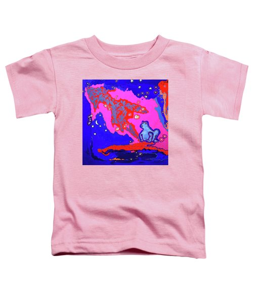 Supper On The Patio  Toddler T-Shirt