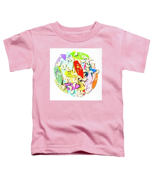 Surf Globe Trotters  Toddler T-Shirt