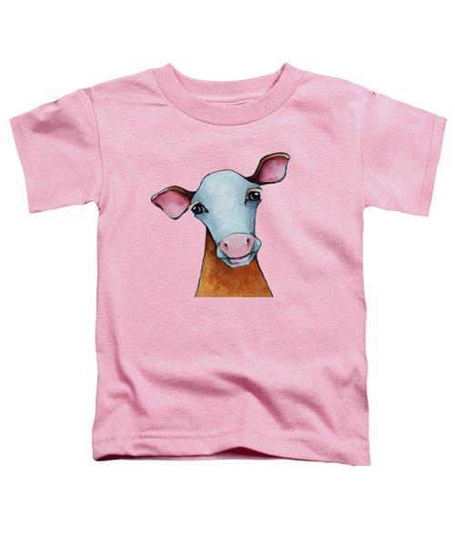 Sweet Calf Toddler T-Shirt