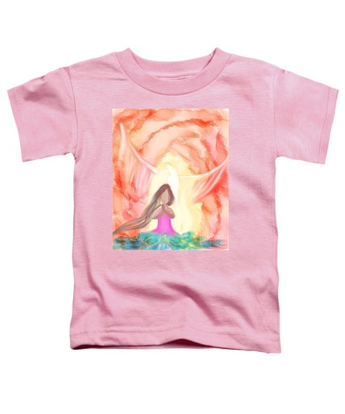 Sweet Hour Of Prayer Toddler T-Shirt