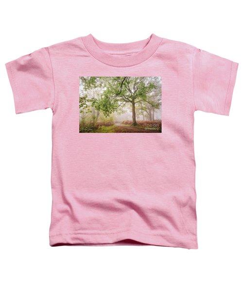 The Autumn Path Toddler T-Shirt