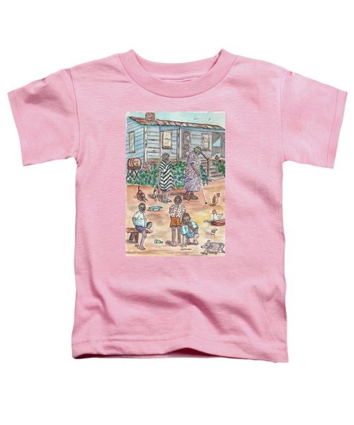 The Family On Magnolia Road Toddler T-Shirt