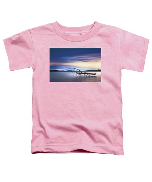 The Floating Tree Toddler T-Shirt