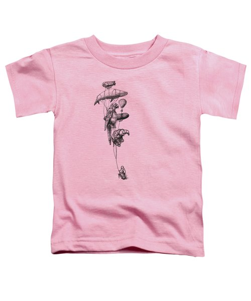 The Helium Menagerie Toddler T-Shirt