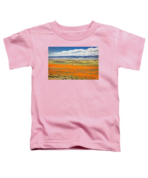 The Road Through The Poppies 2 Toddler T-Shirt